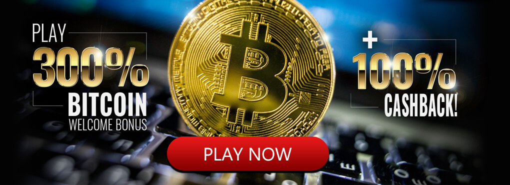 Bitcoin Bonus - Best Slots - Welcome Bonus